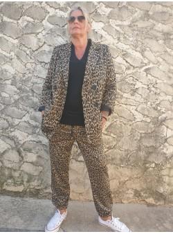 veste asia léopard wiya by banditas Nouveautés vetement et accessoires femme