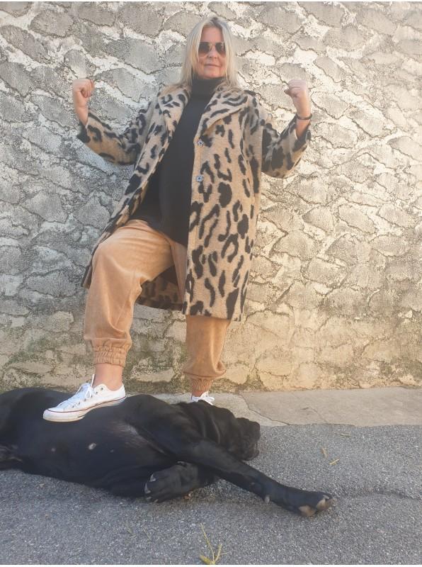 pantalon velours camel banditas Pantalons - Jeans vetement et accessoires femme