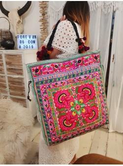sac bohemian rapsody pink Sac vetement et accessoires femme